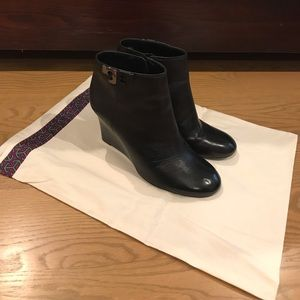 Tory Burch Wedged Boots